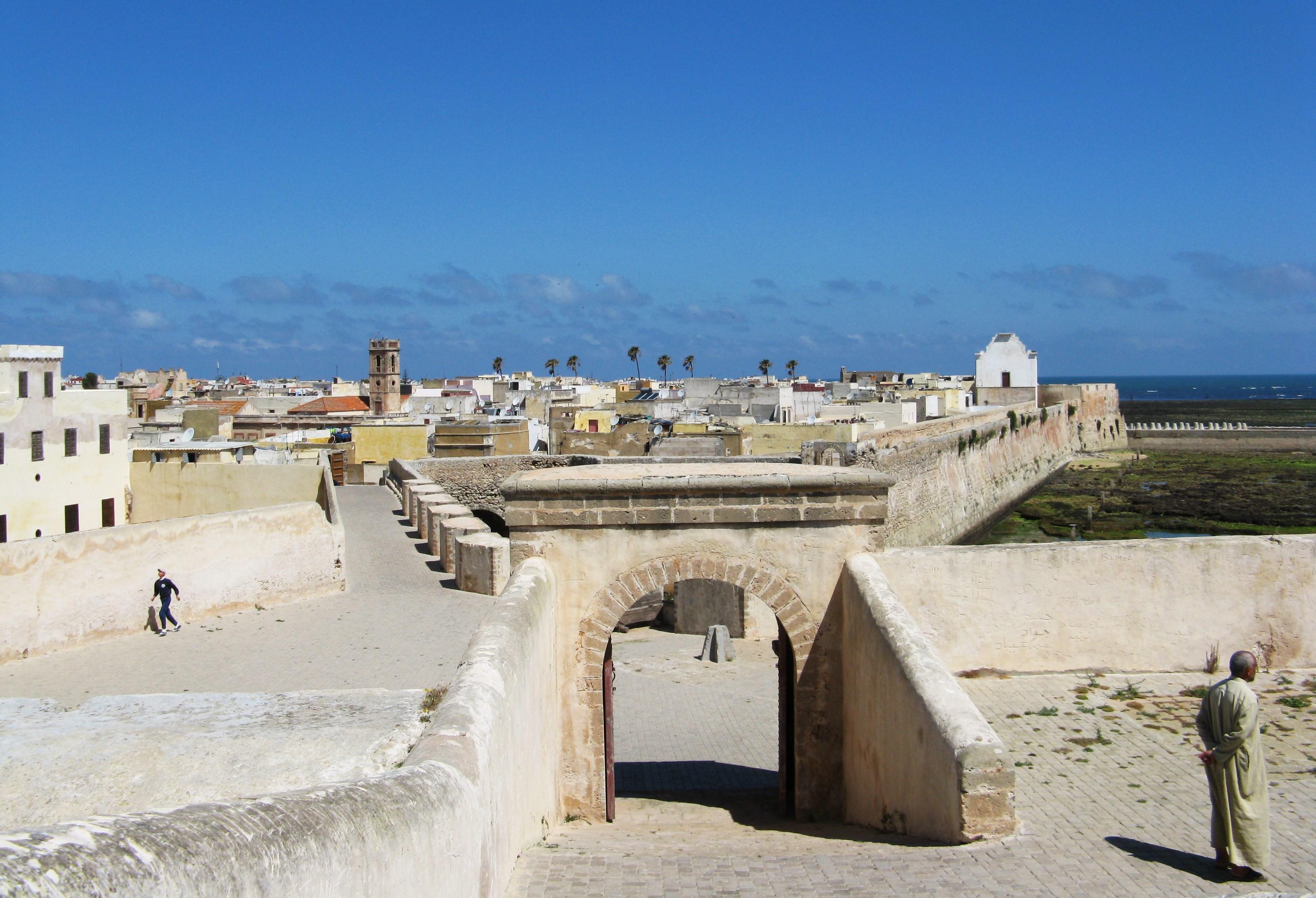 La magnifique ville dEl Jadida