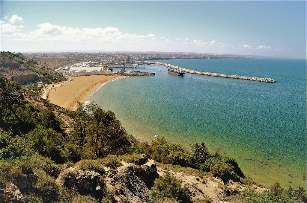 vue panoramique de Sidi Bouzid